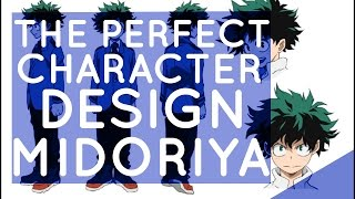 Download The Perfect Character Design Midoriya Video