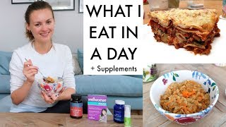 Download 29. WHAT I EAT IN A DAY + SUPPLEMENTS Video