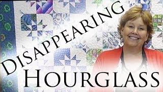 Download The Disappearing Hourglass Quilt- Easy Quilting with Layer Cakes! Video