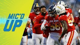 Download Best Mic'd Up Sounds of Pro Bowl, 2018 | Sound FX | NFL Films Video