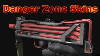 Download Danger Zone Weapon Skins Video