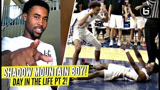 Download Day In The Life w/ That SHADOW MOUNTAIN BOY Jovan Blacksher! Mr. SNATCH YO ANKLES!! Video