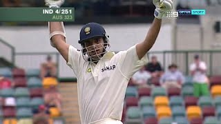 Download From the Vault: Sourav shines at the Gabba Video