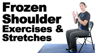 Download 7 Best Frozen Shoulder Exercises & Stretches - Ask Doctor Jo Video