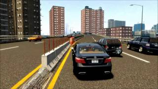 Download GTA4 Lexus LS600h L - Lokus Video