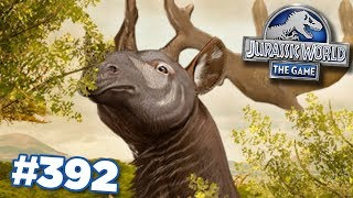 Download A New Hybrid On The Horizon!!! | Jurassic World - The Game - Ep392 HD Video