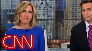 Download CNN anchor brought to tears over Trump remark Video