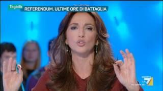 Download Tagadà - Referendum, ultime ore di battaglia (Puntata 02/12/2016) Video