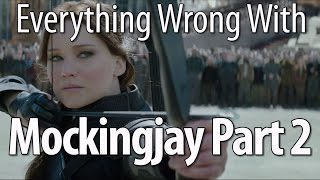 Download Everything Wrong With The Hunger Games: Mockingjay Part 2 Video