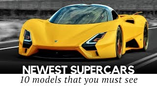 Download Top 10 All-New Supercars Arriving in 2019-2020 (Top Speed, Interior and Exterior) Video