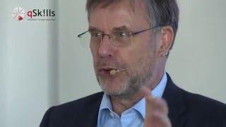 Download Prof. Dr. Gunter Dueck über ″Ingenieure vs. BWLer″ (1/3) Video