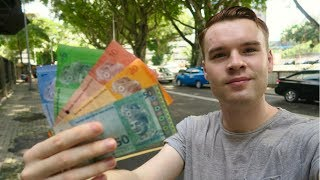Download HOW EXPENSIVE IS KUALA LUMPUR, MALAYSIA? 🇲🇾 A DAY OF BUDGET TRAVEL Video