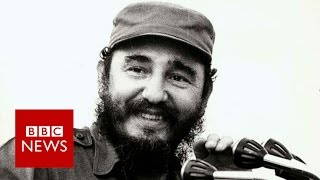 Download Fidel Castro, Cuba's leader of revolution, dies at 90 - BBC News Video