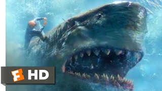 Download The Meg (2018) - I'm Going to Make It Bleed Scene (10/10) | Movieclips Video