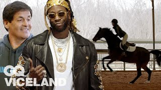 Download 2 Chainz and Mark Cuban Check Out the Most Expensivest Horses | GQ & VICELAND Video
