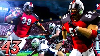 Download MOST EXCITING GAME ALL YEAR! - Backbreaker Football Season Mode 2017 | Part 43 Video