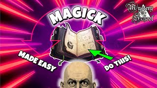 Download Mystery School Lesson 1: Magick Video