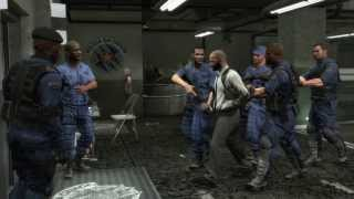 Download Max Payne 3 - Police HQ Gameplay - PC maxed settings Video