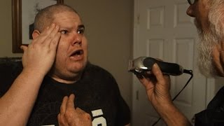 Download GRANDPA SHAVED OFF MY EYEBROWS!! Video