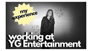 Download My YG Entertainment Internship in Seoul, Korea Video