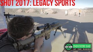 Download Industry Range Day: Legacy Sports International's Accurized Rifles |SHOT 2017 Video