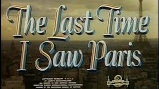 Download The Last Time I Saw Paris (1954) [Drama] [Romance] Video