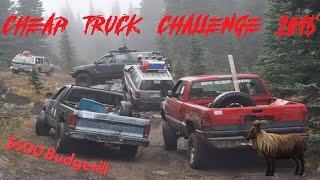 Download CHEAP TRUCK CHALLENGE!! Whipsaw trail 2015 Video