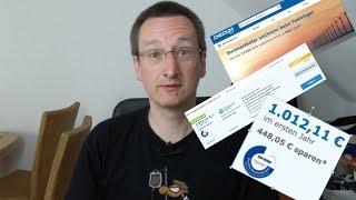 Download Stromanbieterwechsel mit Check 24 - Ist es wirklich so einfach? Video