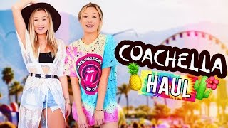 Download HUGE COACHELLA HAUL! Video