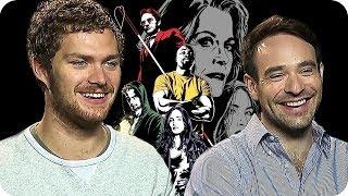 Download Marvels THE DEFENDERS Season 1 INTERVIEW (2017) Marvel Netflix Series Video