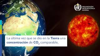 Download Greenhouse gas concentrations Animation (Spanish-Nov.2019) Video