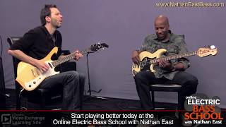 Download Nathan East & Paul Gilbert: ″One Chord Challenge″ at ArtistWorks Video