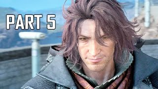 Download Final Fantasy 15 Walkthrough Part 5 - Suspicious Man Returns (FFXV PS4 Pro Let's Play Commentary) Video