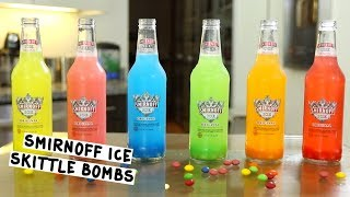 Download Smirnoff Ice Skittle Bombs Video