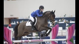 Download My first FEI Show (1.20-1.30m) Video