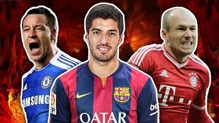 Download Top 10 Most Hated Footballers Video