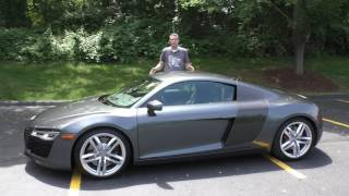 Download Here's Why The Original Audi R8 Was Such a Huge Success Video