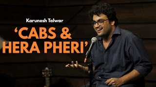 Download Cab Drivers and Hera Pheri | Stand-up Comedy by Karunesh Talwar Video