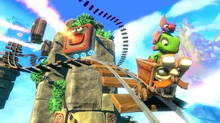 Download Extended Look at Yooka-Laylee's Opening Level Video