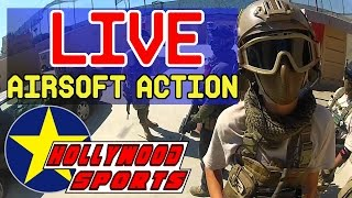 Download Hollywood Sports Park LIVE gameplay Video