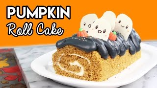 Download How to Make a Pumpkin Spice Roll Cake! Video