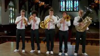 Download Flight of the Bumblebee - Canadian Brass Video