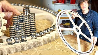 Download Lifting Marbles With Magnets - Building MMX Ep.#6 Video