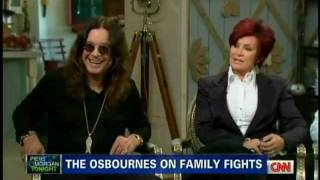 Download Intense Ozzy & Sharon Osbourne Interview 10-11-11 pt2 of 5 Video