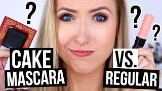 Download BUY OR BYE: Cake Mascara?! || vs. Benefit Roller Lash DOES IT WORK?? Video