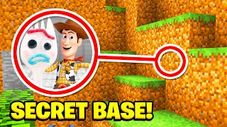 Download Minecraft : We Found TOY STORYS SECRET BASE! (Ps3/Xbox360/PS4/XboxOne/PE/MCPE) Video