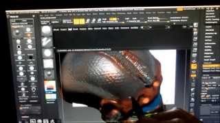 Download Speed sculpting with surface pro (with wacom driver) Video