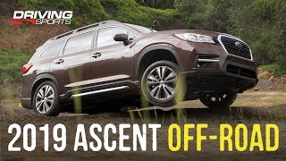 Download 2019 Subaru Ascent Off-Road X-Mode Tested and Explained Video