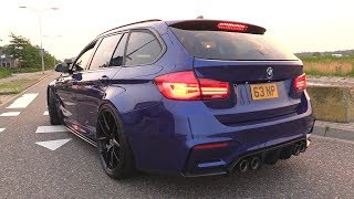 Download 530HP BMW M3 F81 Touring - Start, Revs, Accelerations! Video