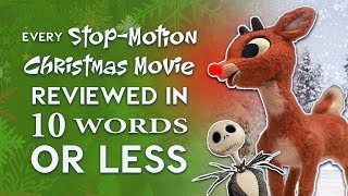 Download Every Stop-Motion Christmas Movie Reviewed in 10 Words or Less! Video